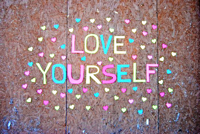 how to achieve self love